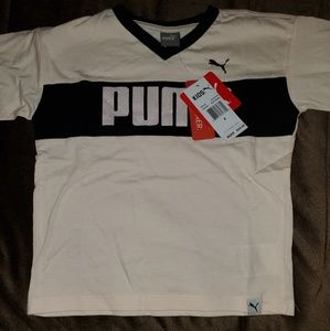 nwt puma top girls 4 new